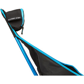 Helinox Sunset Istuin, black/blue